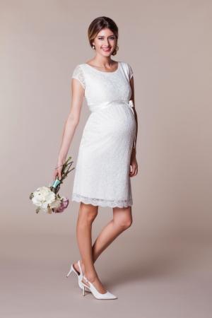 EMMA SHIFT DRESS IVORY + BELT logo