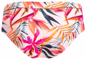 TANKINI NISSA + BRIEF NORMA P174 TROPICAL F