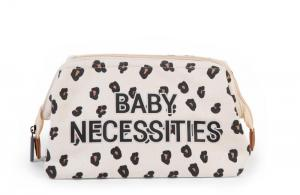 BABY NECES CANVAS LEOPAR logo