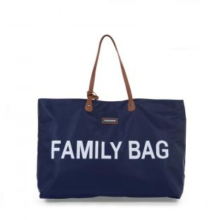 FAMILY BAG NAVY logo