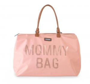 MOMMY BAG PINK logo