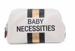 BABY NECES CANVAS OFFWHITE STR logo