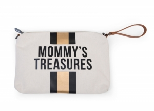 MOMMY CLUTCH CANVAS OW ST BLGO logo
