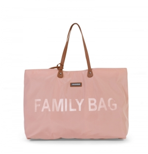 FAMILY BAG ROZE-KOPER logo