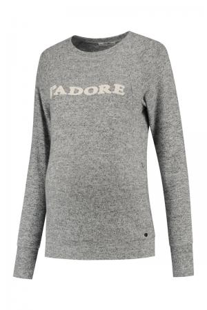 SWEATER NURSING JADORE logo