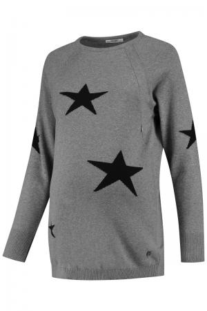 SWEATER NURSING STARS TRICO logo