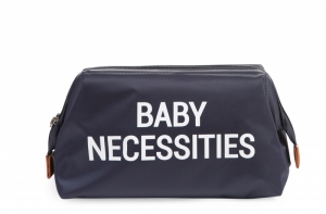 BABY NECES NAVY-WHITE logo