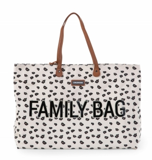 FAMILY BAG LEOPARD logo