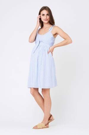SALLY TIE FRONT NURSING DRESS logo