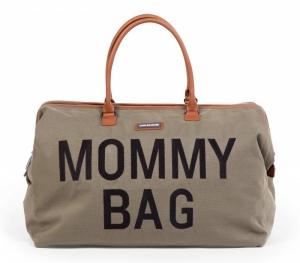 MOMMY BAG KAKI logo