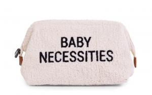 BABY NECES TEDDY ECRU logo