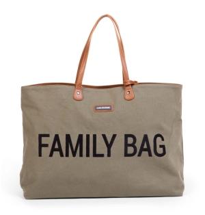 FAMILY BAG KAKI logo